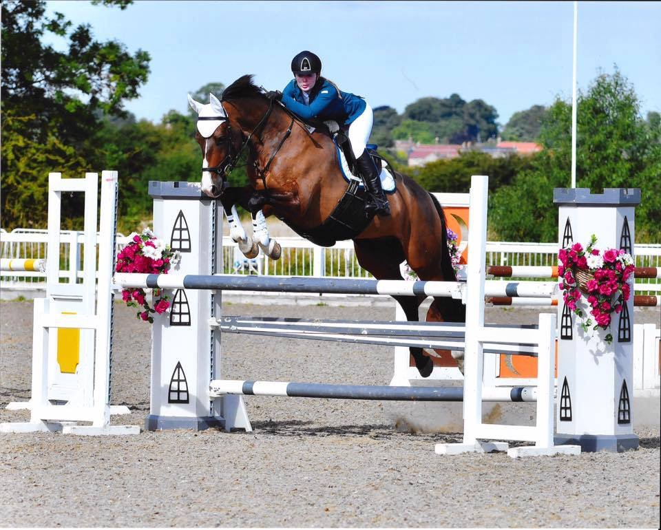 Two Horses Through to the Team National Finals