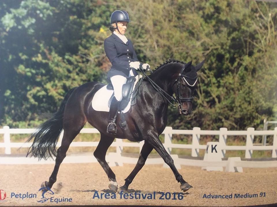 Trish Baker gets a PB in an Advanced Medium on Hack Up Bespoke.