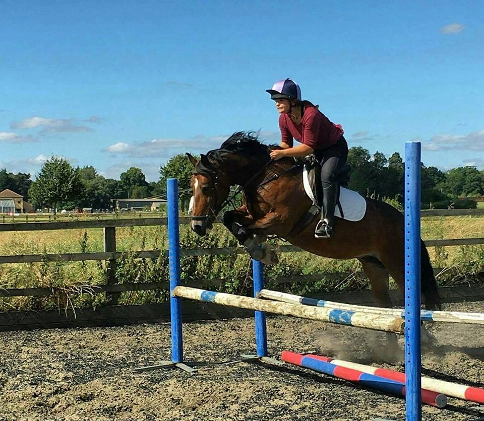 Field Ornament to Jumping Again on Her Bespoke