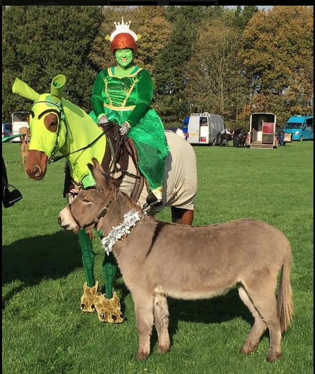 Shrek and Bespoke share a common belief - everyone is an individual