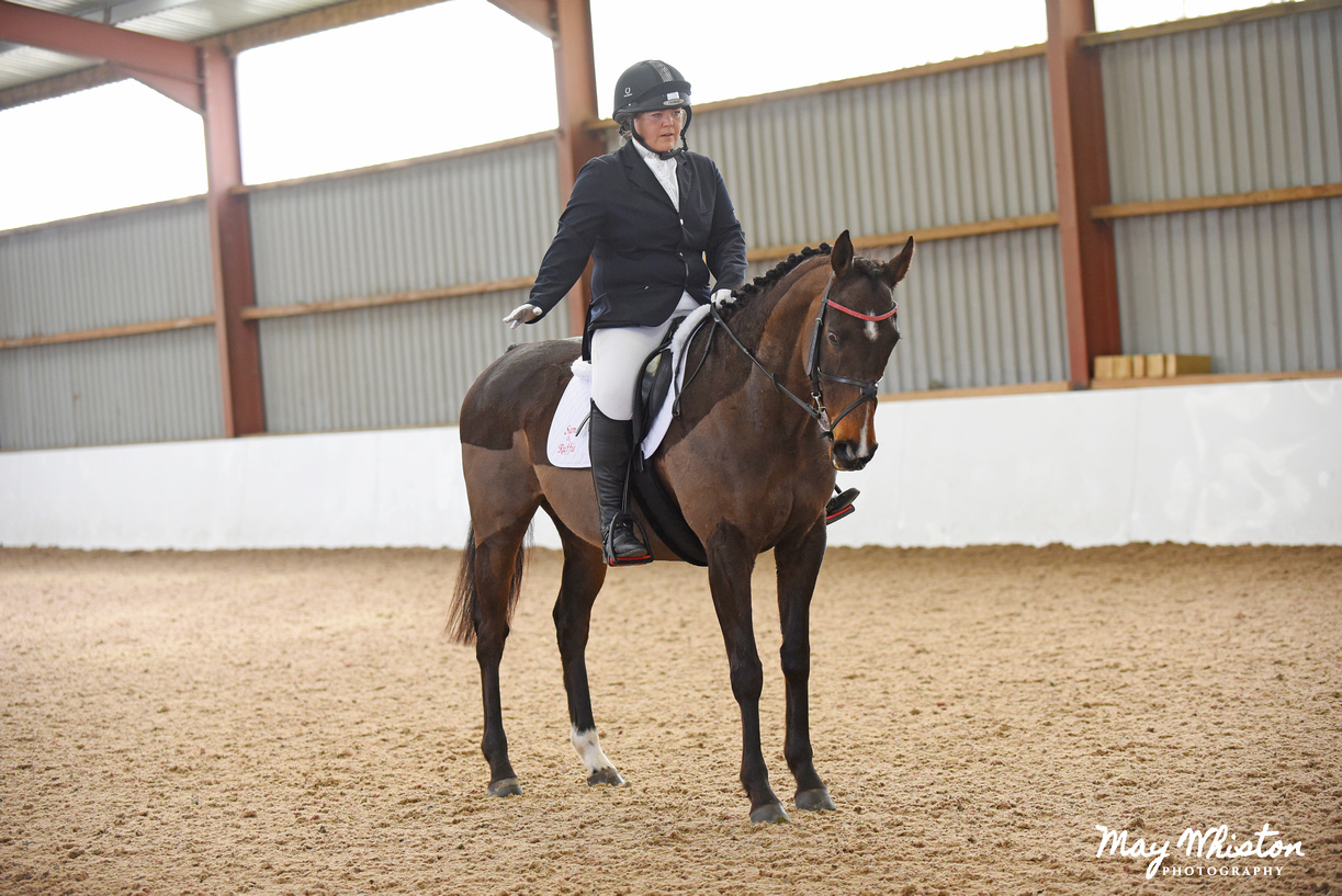Samantha gets the calmness she needs for her ROR, thanks to Liquid Caalm.