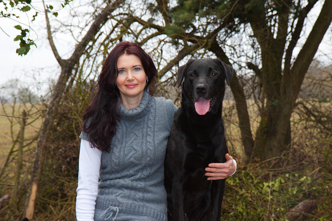 Helen Goodall  loves bespoke for horses and dogs