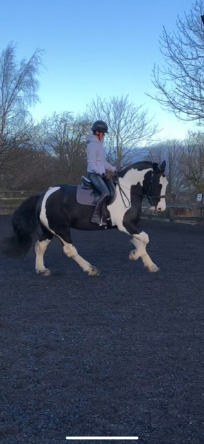 Sally Supported By Hack Up Bespoke On Her Road to Recovery