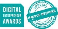 Hack up bespoke awards