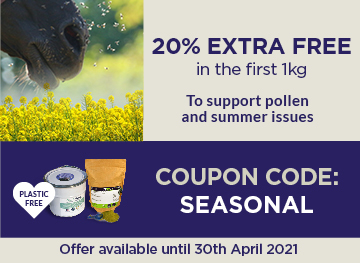 SEASONAL coupon code gets you 20% extra Free* for April