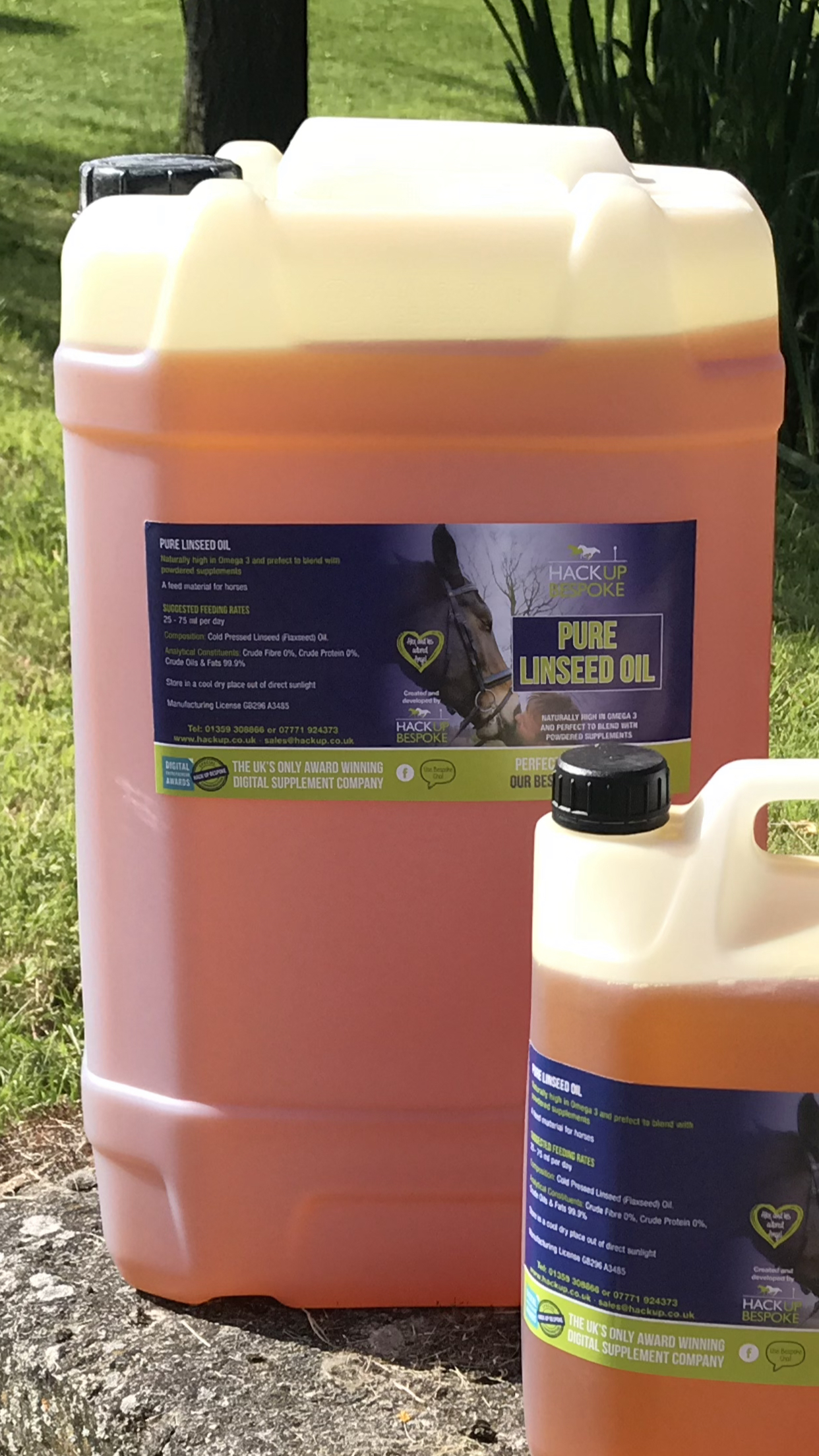 Pure Linseed Oil 25ltr