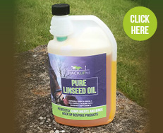 Pure Linseed Oil 1L
